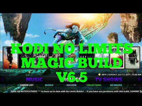how to install kodi no limits magic build for krypton